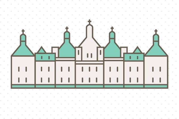 シャンボール城の画像 p1_20
